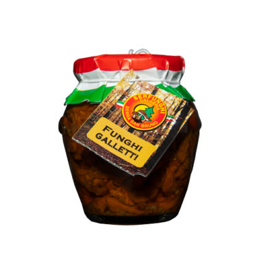Serfunghi Calabria - Galletti Finferli - TuttoCalabrese - Made in Calabria
