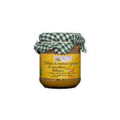 Solefrutta - Delizia di Arance e Zenzero – Bio - TuttoCalabrese - Made in Calabria