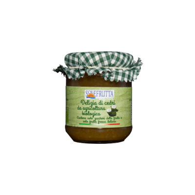 Solefrutta - Delizia di Cedri – Bio - TuttoCalabrese - Made in Calabria