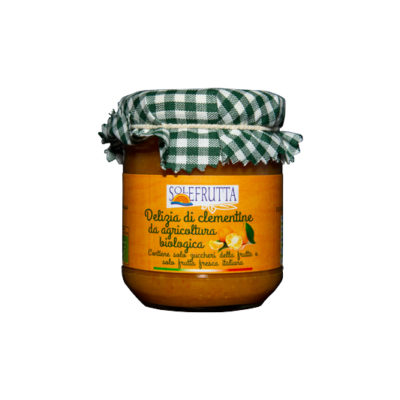 Solefrutta - Delizia di Clementine - Bio - TuttoCalabrese - Made in Calabria