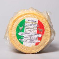 Russo Agostino - Formaggio Capra e Pecora - TuttoCalabrese - Made in Calabria