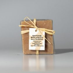 Salute e Benessere - Sapone Biologico all-Avena - TuttoCalabrese - Made in Calabria